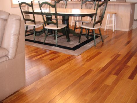 The Cost of Refinishing Hardwood Floors vs. New Floors